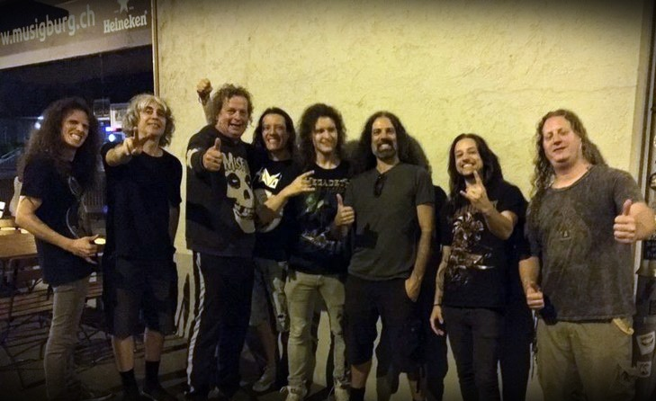 Voivod and Comaniac
