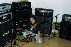 Jonas @ KHE Recording Studio