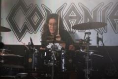 Drumming tight at Flösserplatz